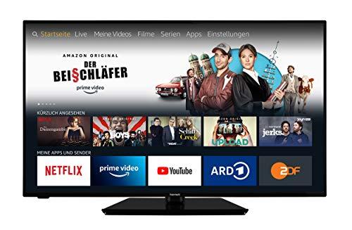 homeX UA43FT5505 Fire TV - 43-Zoll-Fernseher (4K UHD, HDR,...