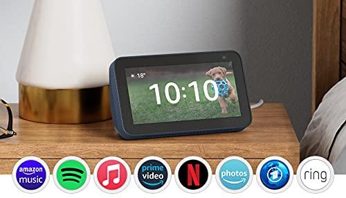 Der neue Echo Show 5 (2. Generation, 2021)   Smart Display mit Alexa...