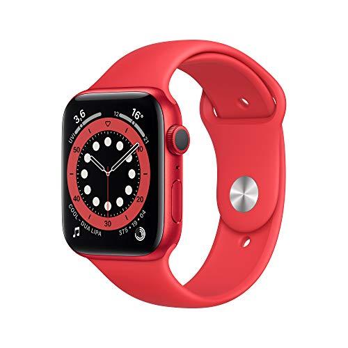 AppleWatch Series6 (GPS, 44mm) Aluminiumgehäuse Product(RED),...
