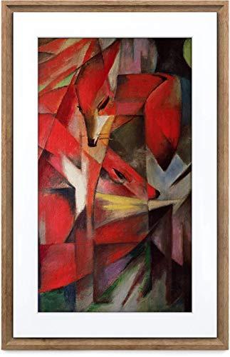 MEURAL Canvas II MC321HW Smart Art Digitale HD-Leinwand 41 x 61 cm...