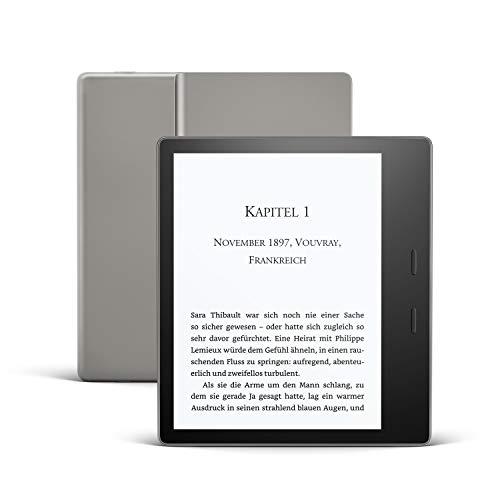 Kindle Oasis, Leselicht mit verstellbarer Farbtemperatur, wasserfest,...