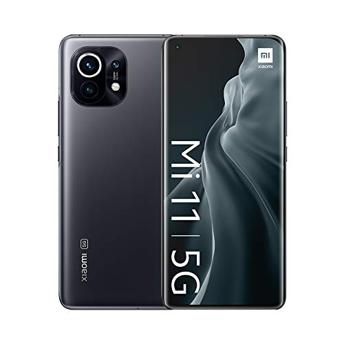 Xiaomi Mi 11 5G Smartphone + Kopfhörer (6,81' Amoled DotDisplay +...