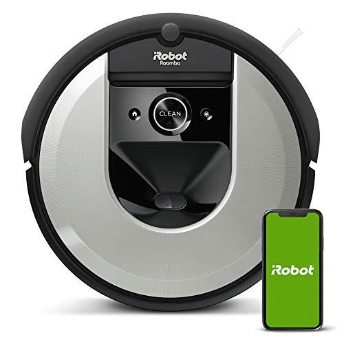 iRobot Roomba i7 (i7156) Saugroboter, 3-stufiges Reinigungssystem,...