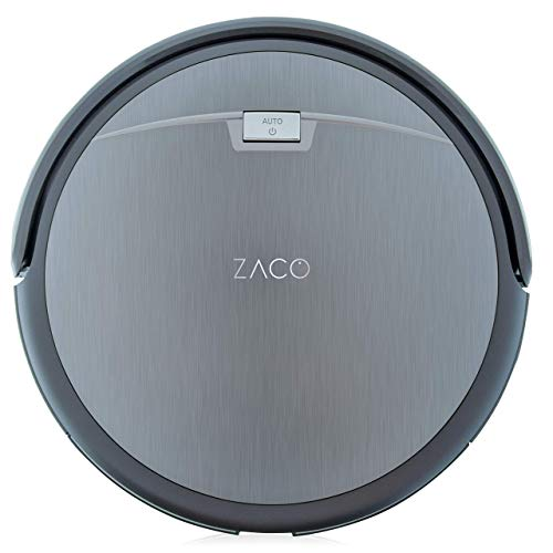 ZACO A4s Saugroboter, automatischer Staubsauger Roboter,...