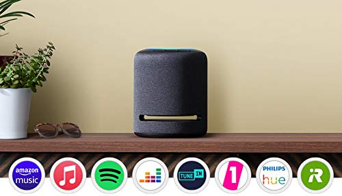 Echo Studio – Smarter High Fidelity-Lautsprecher mit 3D-Audio und...