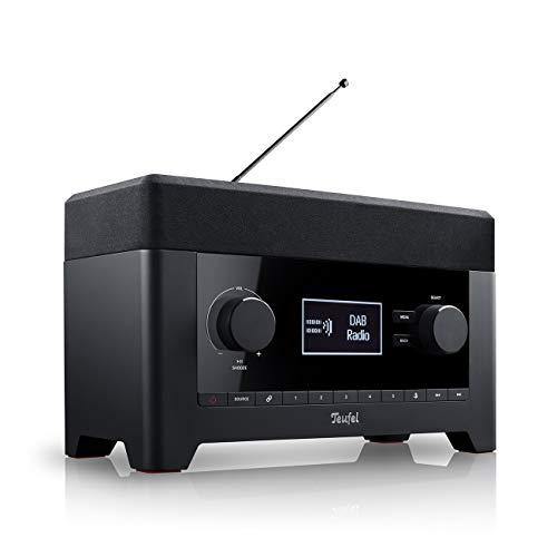 Teufel Radio 3sixty Schwarz Stereo Lautsprecher Musik Sound Subwoofer...