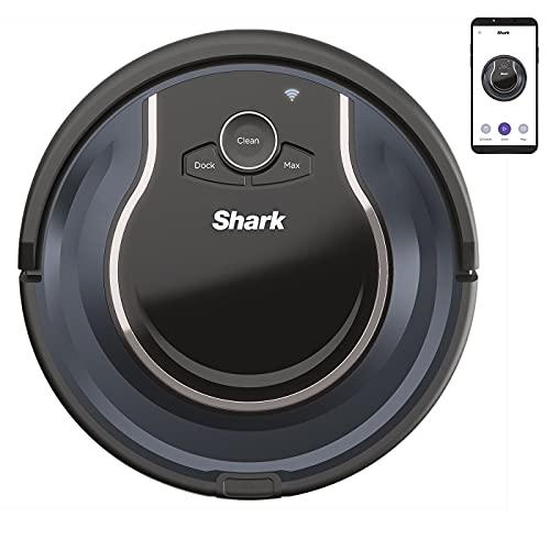 Shark ION Saugroboter [RV750EU], Roboter Staubsauger, Teppiche und...