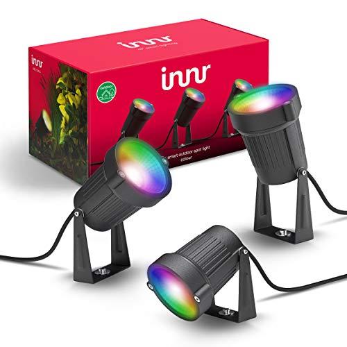 Innr Smart Outdoor Spot Light Colour, Komplettes Set, works with...