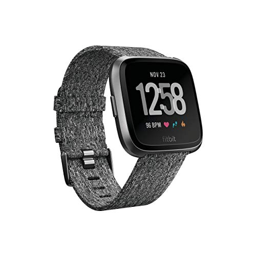 Fitbit Versa Special Edition, Gesundheits & Fitness Smartwatch mit...