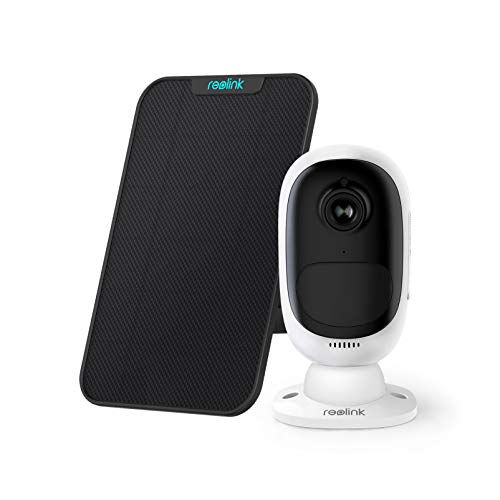 Reolink Akku Überwachungskamera Aussen, 1080p Kabellose WLAN IP...