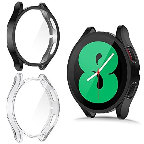 CAVN Hülle Kompatibel mit Samsung Galaxy Watch 4 40mm Schutzhülle...