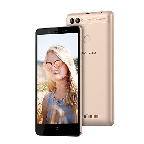 Smartphone ohne Vertrag 2018, Leagoo Power 2 Dual SIM Handy...
