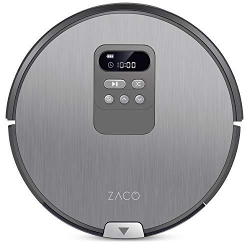 ZACO V80 Saugroboter mit Wischfunktion, intelligente Navigation,...