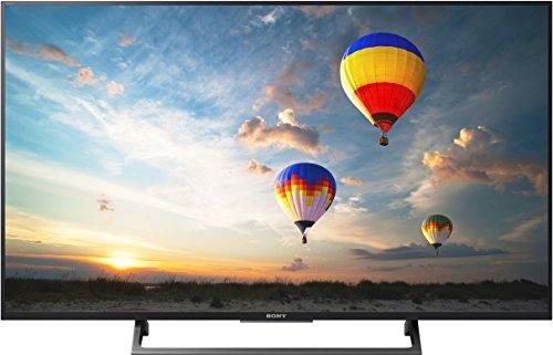 Sony KD-43XE8005 108 cm (43 Zoll) Fernseher (Ultra HD, HD Triple...