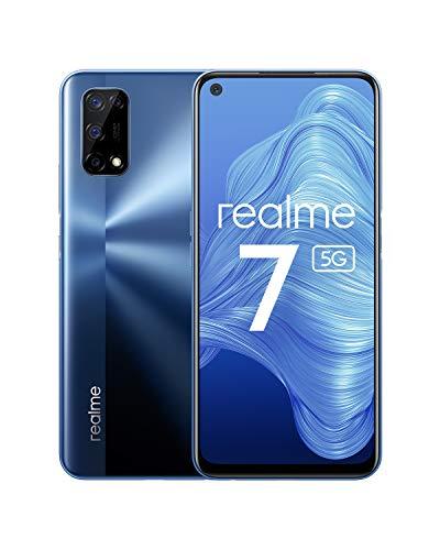 realme 7 5g Smartphone ohne Vertrag, 6,5 Zoll 120Hz Display, 5000mAh...