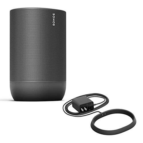 Sonos Ladestation kompatibel mit Move schwarz