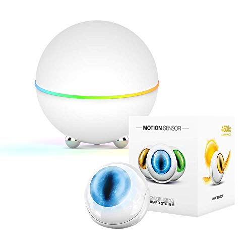 Homey Pro + FIBARO Motion Sensor | Bewegung | Temperatur |...