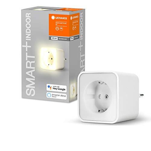 LEDVANCE Smarte Steckdose mit WiFi Technologie und integriertem...