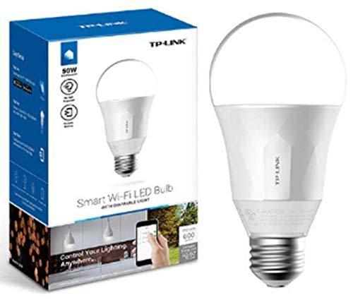 TP-Link smarte WLAN Glühbirne, E27, 7W, funktioniert mit Amazon Alexa...