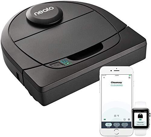 Neato Robotics D4 Smart Roboter-Staubsauger - Alexa-kompatibel -...