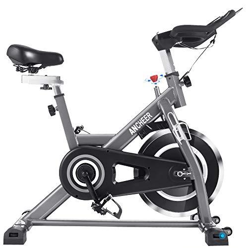 ANCHEER Heimtrainer Hometrainer Fahrrad Indoor Cycling Fitnessbikes,...