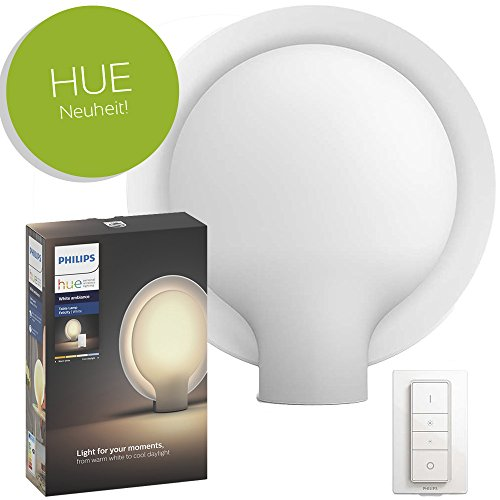 PHILIPS HUE White Ambiance'Felicity' | LED Tischleuchte | Tischlampe |...