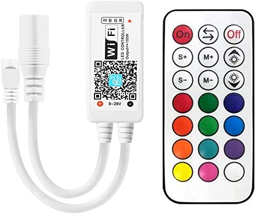 Led Streifen Controller RGBW, RF Led Streifen Kontroller mit Google...