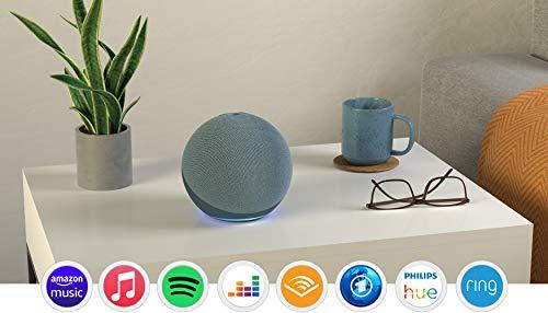 Der neue Echo (4. Generation) | Mit herausragendem Klang, Smart...