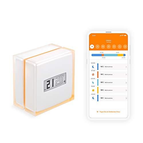 Netatmo Smart Thermostat Zur Steuerung von Heizungsanlagen,...