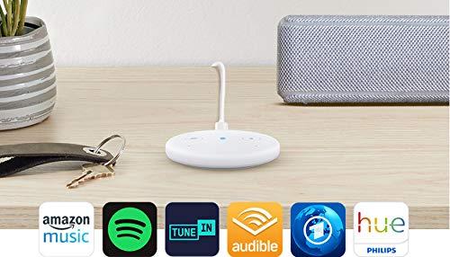 Echo Input (Weiß) – Bringen Sie Alexa auf Ihren Lautsprecher –...