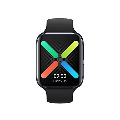 OPPO Uhr 46 mm - Unisex Connected Watch - Smart Bracelet 1 GB RAM und...