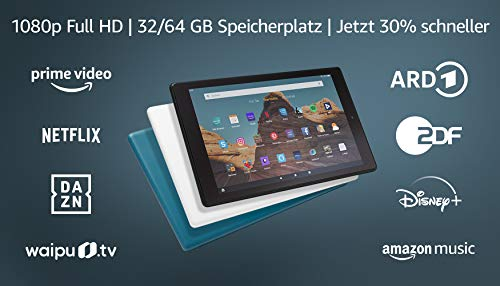 Fire HD 10-Tablet│10,1 Zoll großes Full HD-Display (1080p),...