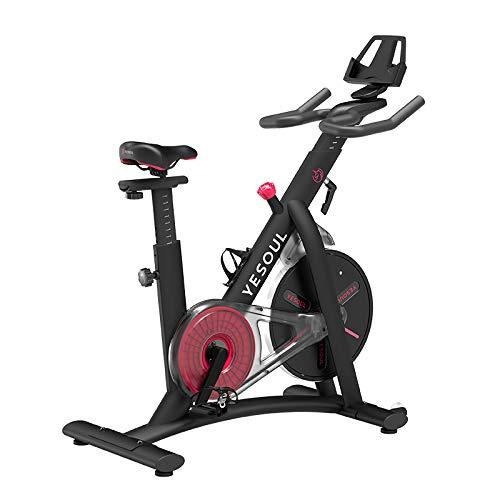 YESOUL S3 Heimtrainer Fahrrad Fitnessbike Speedbike - Ergometer...