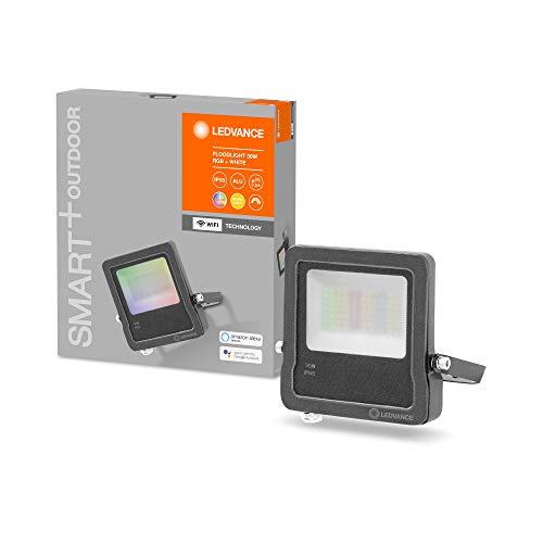 LEDVANCE Smarte LED Aussenleuchte mit WiFi Technologie, Flutstrahler...