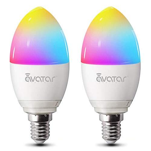 GU10 LED Lampen, 5W 460 Lumen Smart Home Alexa Glühbirnen Ersatz für...