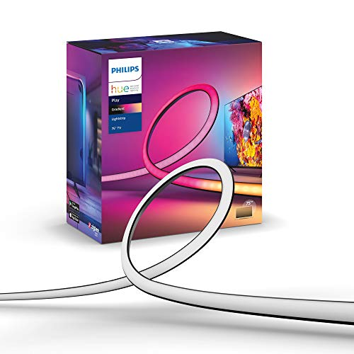 Philips Hue Hue Play Gradient 75 Zoll Lightstrip 16 Mio. Farben...