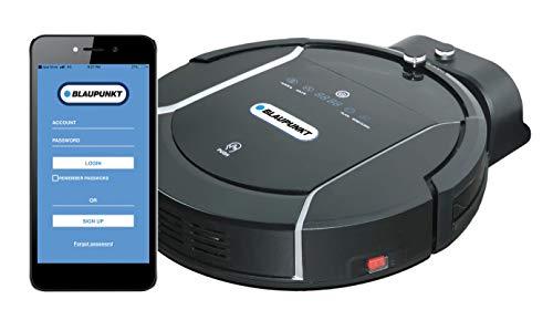 Blaupunkt XSMART Roboter staubsauger mit Alexa Sprachsteuerung, App...