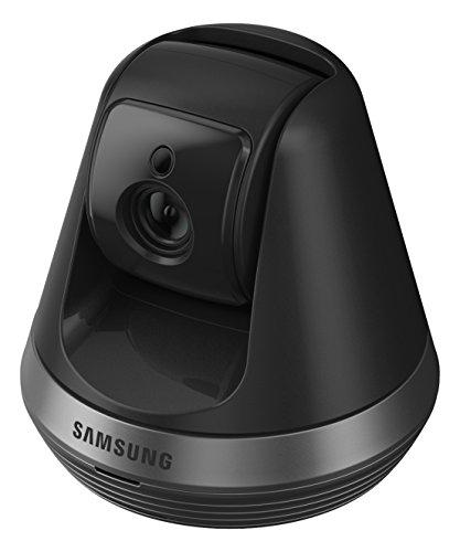 Samsung SNH-V6410PN/EX 1080p Full HD Resolution Wi-Fi Pan/Tilt Smart...