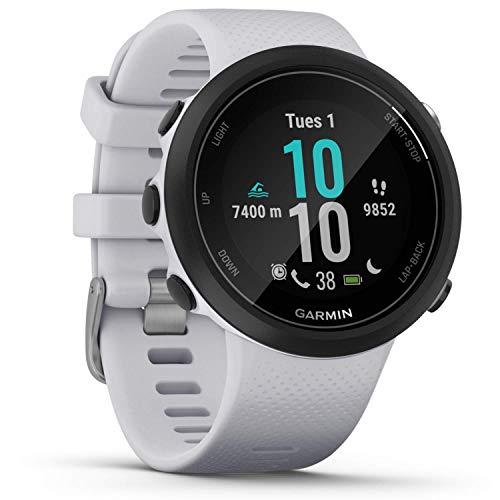 Garmin Swim 2 GPS-Schwimmuhr mit Herzfrequenzmessung unter Wasser und...