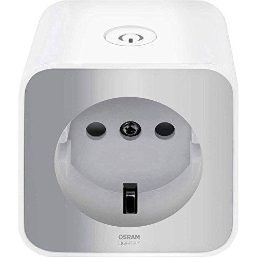 Osram Lightify Plug, Schaltbare Steckdose als Schnittstelle für die...