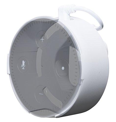 Concept Zero Halterung für Echo Dot (2. Gen.) in weiß - NUR mit dem...