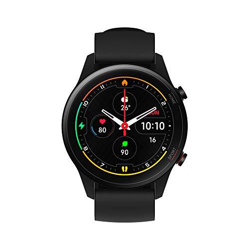Xiaomi Mi Watch Smartwatch (1,39' AMOLED-HD-Display; Messung und...
