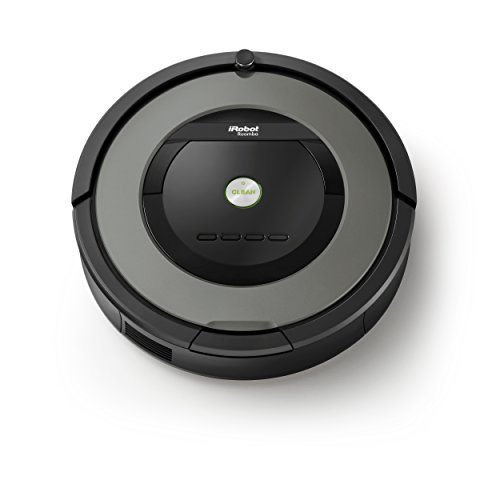 iRobot Roomba 865 Saugroboter (hohe Saugkraft und verfilzungsfreie...