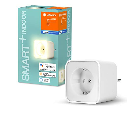 LEDVANCE Smarte Steckdose mit Bluetooth Mesh Technologie und...