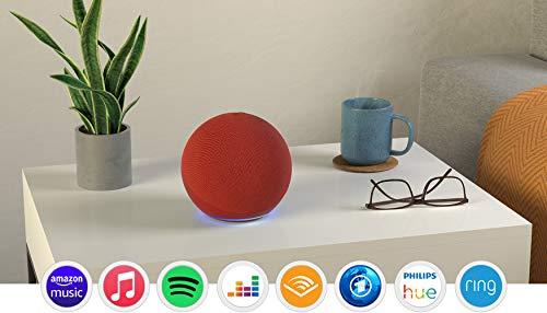 Der neue Echo (4. Generation)   PRODUCT(RED)