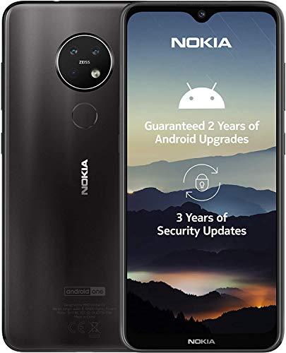 Nokia 7.2 Smartphone - Deutsche Ware (16cm (6,3 Zoll), 128GB Interner...