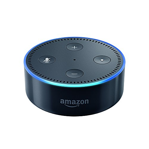 Amazon Echo Dot (2. Gen.) Intelligenter Lautsprecher mit Alexa,...