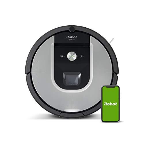 iRobot Roomba 971 Saugroboter mit starker Saugkraft, 3-stufigem...