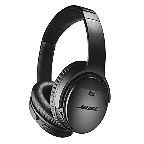 Bose QuietComfort 35 Wireless Headphones II – Kabellose...