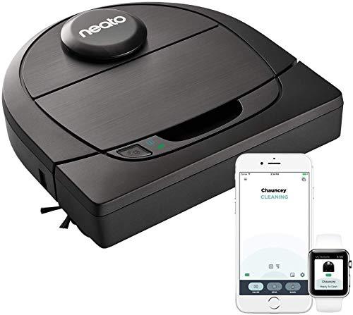 Neato Robotics D6 Intelligenter Saugroboter - Saugroboter Alexa...